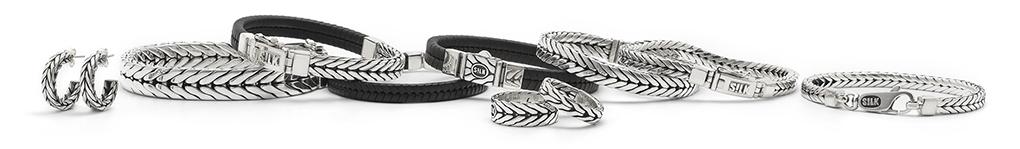 Silk dames armband blog